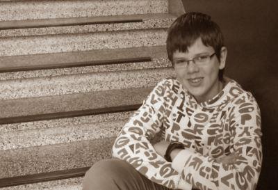 Louis, finaliste a l'olympiade d'informatique